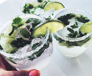 drink, is, and lime image