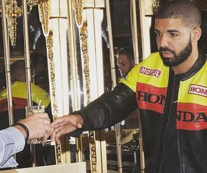 Drake, ovo, and smile image
