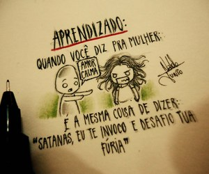 frase, mulher, and quote image
