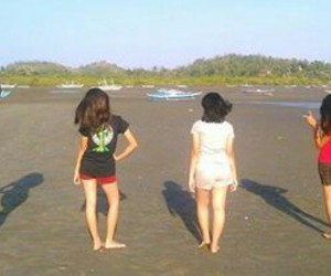 beach, travel, and bestfreinds image