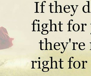 feel, fight, and quote image