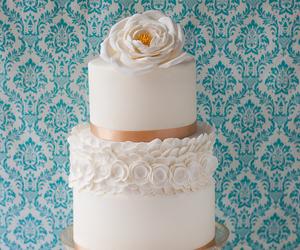 cake, inspiration, and wedding image