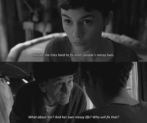 quotes, amelie, and sad image