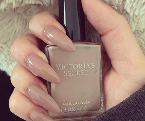 nails, Victoria's Secret, and beauty image