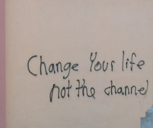 graffiti, life, and quote image