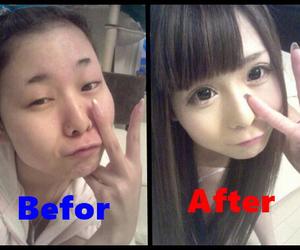 makeup and OMG image