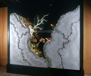 aquarium, sculpture, and aqua terra studios image