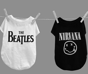 nirvana, the beatles, and beatles image