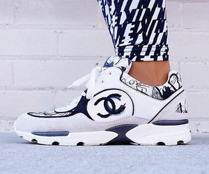 chanel, shoes, and sneakers image