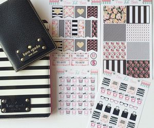 kate spade and planner image