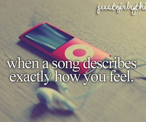 song, music, and feelings image