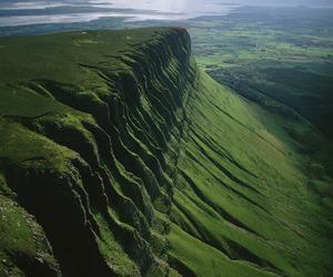 ireland, nature, and mountains image