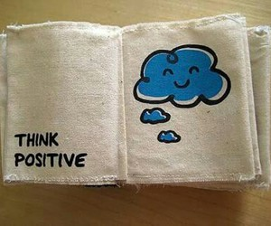 positive, clouds, and happy image