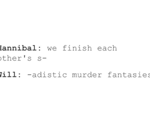 hannibal, will graham, and hannigram image