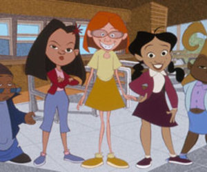 Zoey, the proud family, and penny proud image
