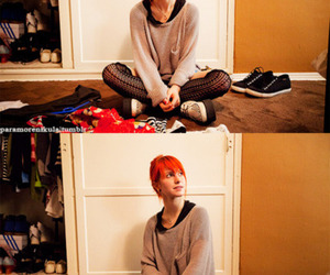 hayley williams and heart image