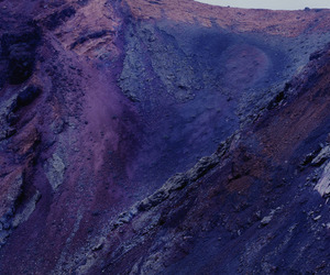 purple, mountains, and tumblr image