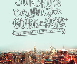 sunshine, city, and home image