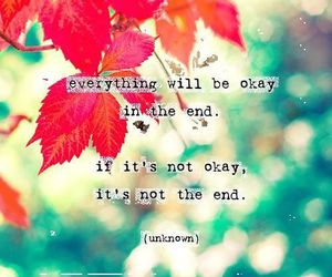 quote, okay, and text image