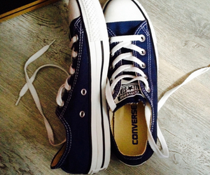 blue jeans, mine, and converse image