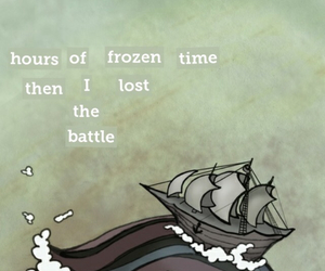 Battles, losing, and time image