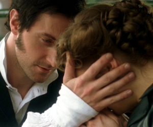 richard armitage, john thornton, and north and south image