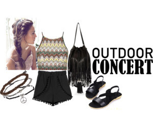 fashion, Polyvore, and street style image