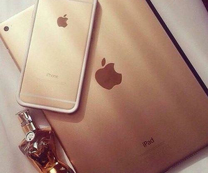 ipad, apple, and iphone image