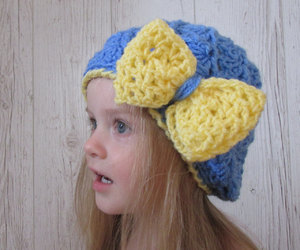 beanie, hat, and pattern image