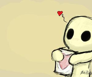 love and like image