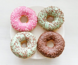 donut and donuts image