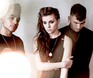 band, music, and pvris image