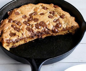 chocolate, food, and cookie image