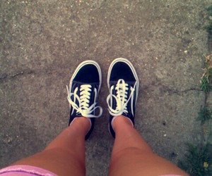 summer, vans, and love image