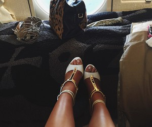 kylie jenner, shoes, and bag image