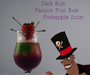 cocktail and disney image