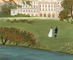jane austen, mr darcy, and pride and prejudice image