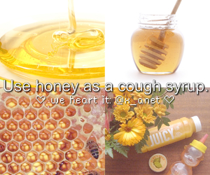 cough, hack, and honey image