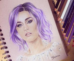 drawing and katy perry image