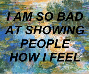 quotes, feelings, and bad image