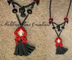 fimo and witch image