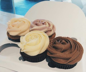 cakes, cupcakes, and delicious image