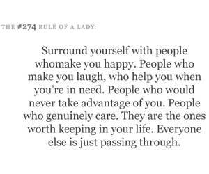 happy, people, and quote image