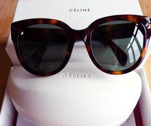 celine, sunglasses, and fashion image