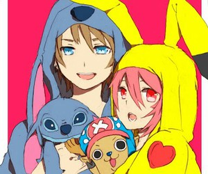 anime and stitch image