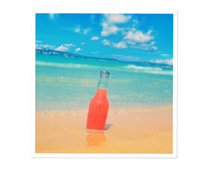 martinique, orangina, and plage image