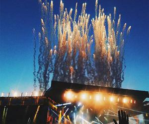 fireworks, one direction, and otrat image