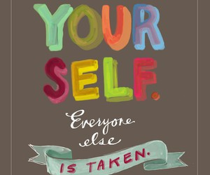 quote, beyou, and cute image