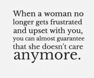 quote, woman, and care image