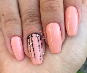 chic, elegant, and nails image